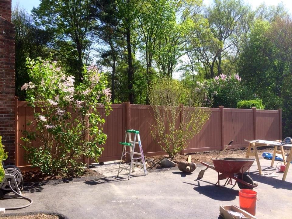 fence season