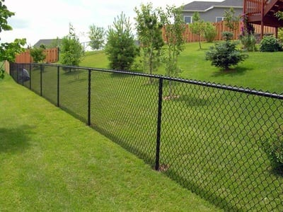 Residential Chain Link Gate Avo Fence Amp Supply