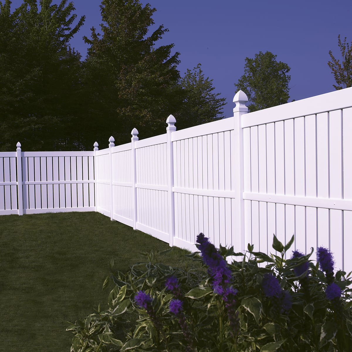 Bufftech Millbrook Vinyl Fence Avo Fence Amp Supply