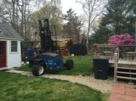 new england fence delivery