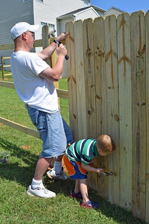 can i install my own fence avo fence supply