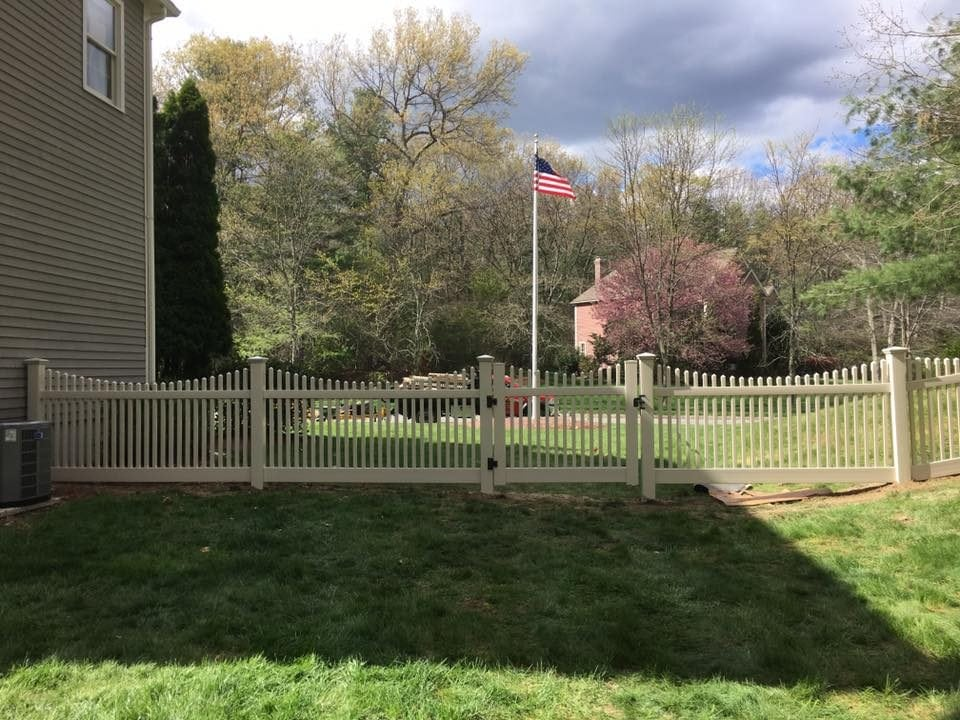 american made fence