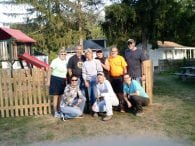 AVO fence donation