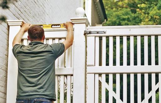 Professional Fence Installation