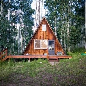 Cedar lumber, rot and pest resistent