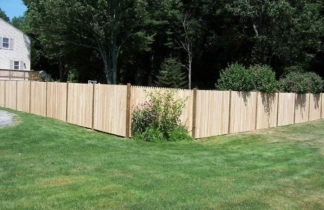 Leaning Fence Repair Or Replace Avo Fence Amp Supply