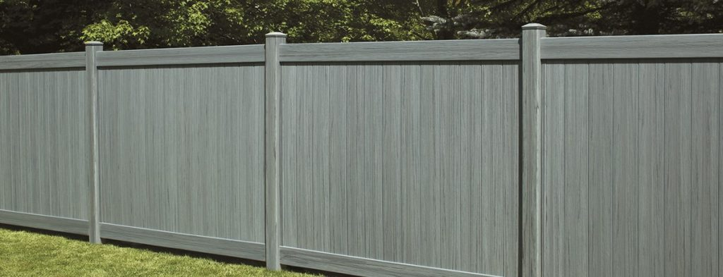Vinyl Fence New England